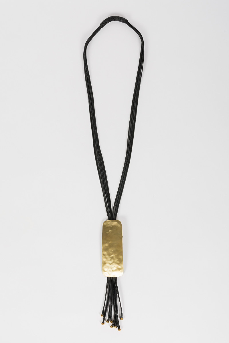 Taim Golden Necklace COVER