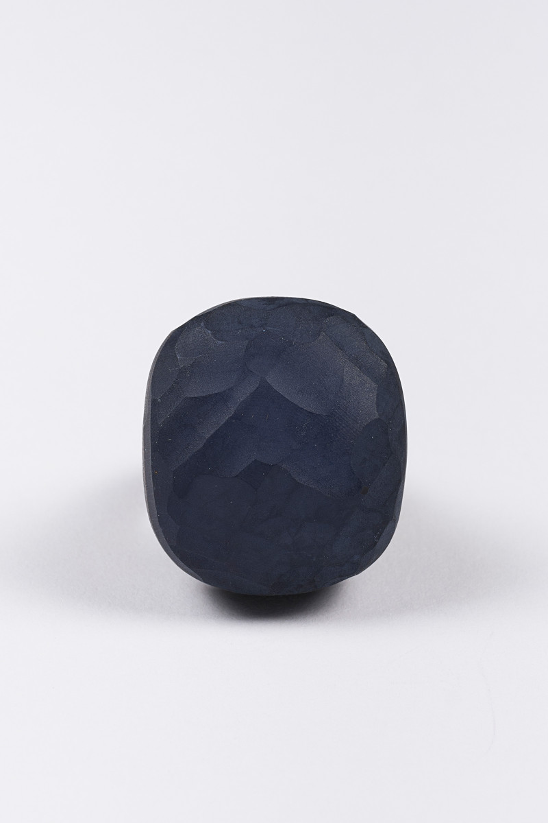 Navy Blue Stone Ring cover